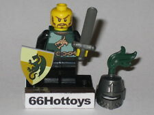 LEGO Kingdoms 7947 Knight Minifigure New
