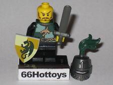 LEGO Kingdoms 7947 Knight Minifigure New