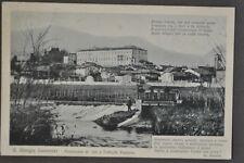 Cartolina San Giorgio Canavese Torino Piemonte Torrente Vapiano Animata 1922