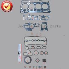 MR18DE MR20DE M4R Engine Full gasket set kit for Nissan Livina/Sentra/Tiida/X-Tr