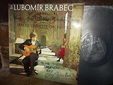 Lubomir BRABEC, guitar: ALBENIZ FALLA RODRIO TORROBA TURINA / Panton stereo sign