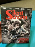 Silent Scream (Blu-ray, Slipcover) Scorpion! RARE OOP HORROR!