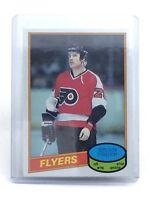1980-1981 Brian Propp #39 Philadelphia Flyers OPC O-Pee-Chee Hockey Card H596