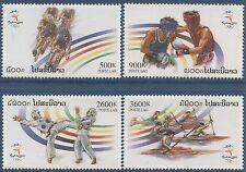 LAOS N°1395/1398** Jeux Olympiques de Sydney, 2000,  Olympic games Set MNH
