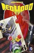 Batman Rojo Capucha The Lost Days Tp (Batman (Dc Comics Libro en Rústica)) por