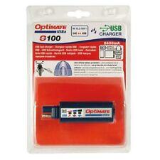 Optimate M79-O100 Motorbike SAE Universal USB Charger