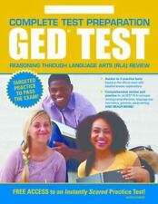 GED Test Reasoning Through Language Arts (RLA) Review by Learning Express...