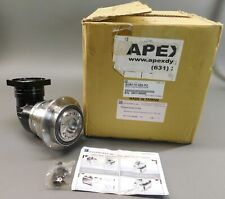 50:1 Apex Dynamics ADR110-050-P2 Right Angle Gearbox, ADR Series Standard Bac...