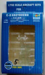Trumpeter C-2 Greyhound 1/700 scale