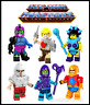 MASTERS OF THE UNIVERSE - HE-MAN vs SKELETOR x 6 SET - fits lego figure