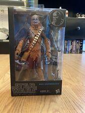 Star Wars Black Series Chewbacca 6 inch Sealed MISB Blue #04