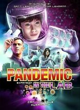 Pandemic Board Game - In the Lab (New - 2013 Z-Man)