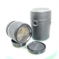 Yashica Lens DSB 135mm 1:2.8 FAST! Telephoto Lens for CONTAX/Yashica 35mm SLR782