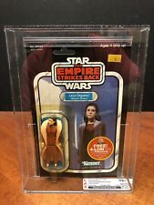 1982 Star Wars ESB 47 Back-A Leia Organa Bespin Gown Turtle Neck CAS 75+ EMF3860