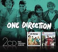 One Direction - Up All Night / Take Me Home (NEW 2CD)