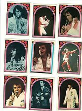 ELVIS -- Complete 66 trading card set from 1978 -- with wrapper -- Elvis Presley