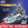 XINGBAO 13001 The Universe Battleship Set Building Blocks Bricks Christmas Gifts