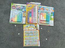 CBeebies Numberblocks ,1-15 Number Blocks And  Alphablocks with magazine