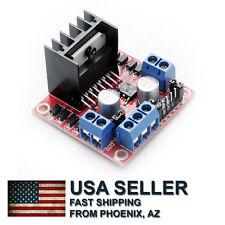 Dual H Bridge DC Stepper Motor Drive Controller Board L298N for Arduino - AZ, US