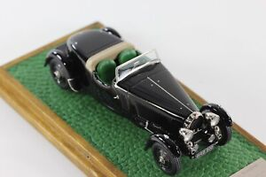 Bugatti Type 57 Grand Raid Roadster 1935 France Corsica # 57326 EMC for B&G EL-7
