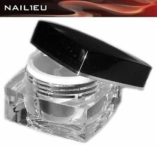 "UV gel adhesivo transparente ""Premiumline"" 15ml / La Vinculación Base haft-gel"