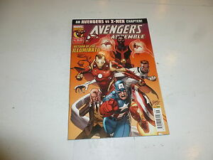 AVENGERS ASSEMBLE Comic - No 26 - Date 01/2014 - Marvel Comic