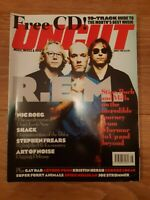 UNCUT MAGAZINE ( AUGUST 1999 ) R.E.M. NIC ROEG JOE STRUMMER SUPER FURRY ANIMALS