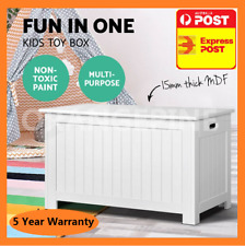 2020 NEW Baby Kids Toy Box Storage Chest Cabinet Children Organiser Container