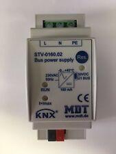 MDT TECHNOLOGIES Netzteil Spannungsversorgung EIB KNX STV-0160.02 REG 160mA