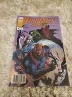 Wildcats Trilogy 1993 #1 Rare HRF Newsstand Variant Image Comic Book VF (cb1)