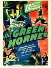 MOVIE FILM SERIAL GREEN HORNET SUPERHERO USA 30X40 FINE ART PRINT POSTER BB8274