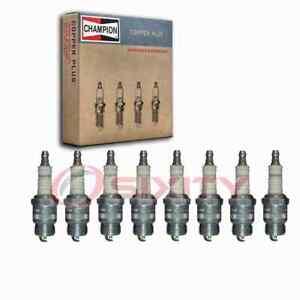 8 pc Champion Iridium Spark Plugs for 1998-2003 Ford F-150 5.4L V8 Ignition kp