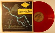 Echoes of the Storm LP NM 1956 Field Recording Audiophile AP-20 red wax