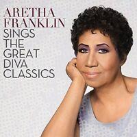 Aretha Franklin - Aretha Franklin Sings the Great Diva [New Vinyl LP] UK - Impor