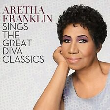 Aretha Franklin - Aretha Franklin Sings the Great Diva [New Vinyl LP] UK - Impor