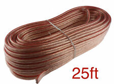 25 FT TRUE High Performance 16 Gauge AWG Speaker Wire for Car Home Audio