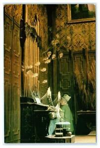 "DISNEY WORLD ""Haunting Refrain"" HAUNTED MANSION Ghost Organ  4""x6"" Postcard"