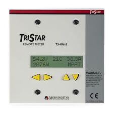 Morningstar Tristar Misuratore Digitale LCD a distanza, per tutti i controller Solare Tristar