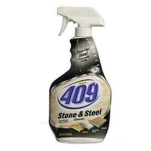 (1)Formula 409 Stone and Steel Cleaner 32 oz. Spray Bottle -  NEW