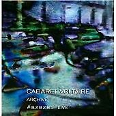 Archive #828285 Live, Cabaret Voltaire CD | 5060174956010 | New