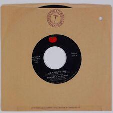 TOWNES VAN ZANDT: No Place To Fall US TOMATO '78 Blues Rock Folk 45 VG++