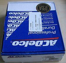 AC Delco 17D922CH GM 19108022 ceramic rear brake pads Cadillac