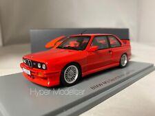 Bmw M3 Sport Evolution 1990 Red 1 43 Spark S8003
