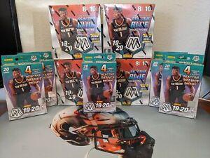 2019-20 Panini Mosiac Basketball 4 Mega Box, 5 Hanger Box - Live Break! - PYT