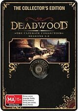 Deadwood: The Ultimate Collection (DVD, 2004, 12-Disc Set)