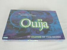 Ouija Board Glows in The Dark Parker Brothers 1998 Mystifying Game Age 8