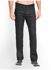 $128 Guess Desmond Relaxed Straight Black Solar Premium Wash Size 29X32