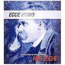 Ecce Homo by Friedrich Wilhelm Nietzsche (2013, CD, Unabridged)