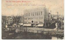 ODD FELLOWS BUILDING, WINSTED, CONN. BURNED AUG. 2,1908