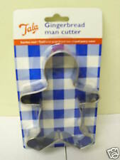 New Tala Stainless Steel Gingerbread Man Pastry Cutter Ref 9134
